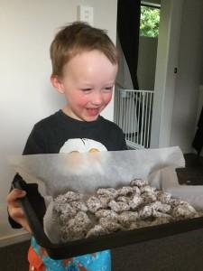 Eddie truffles