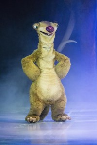 ICE AGE - LIVE / Show Preview - 4 Cardiff October 20, 2012 Photo: Stage Entertainment/Morris Mac Matzen